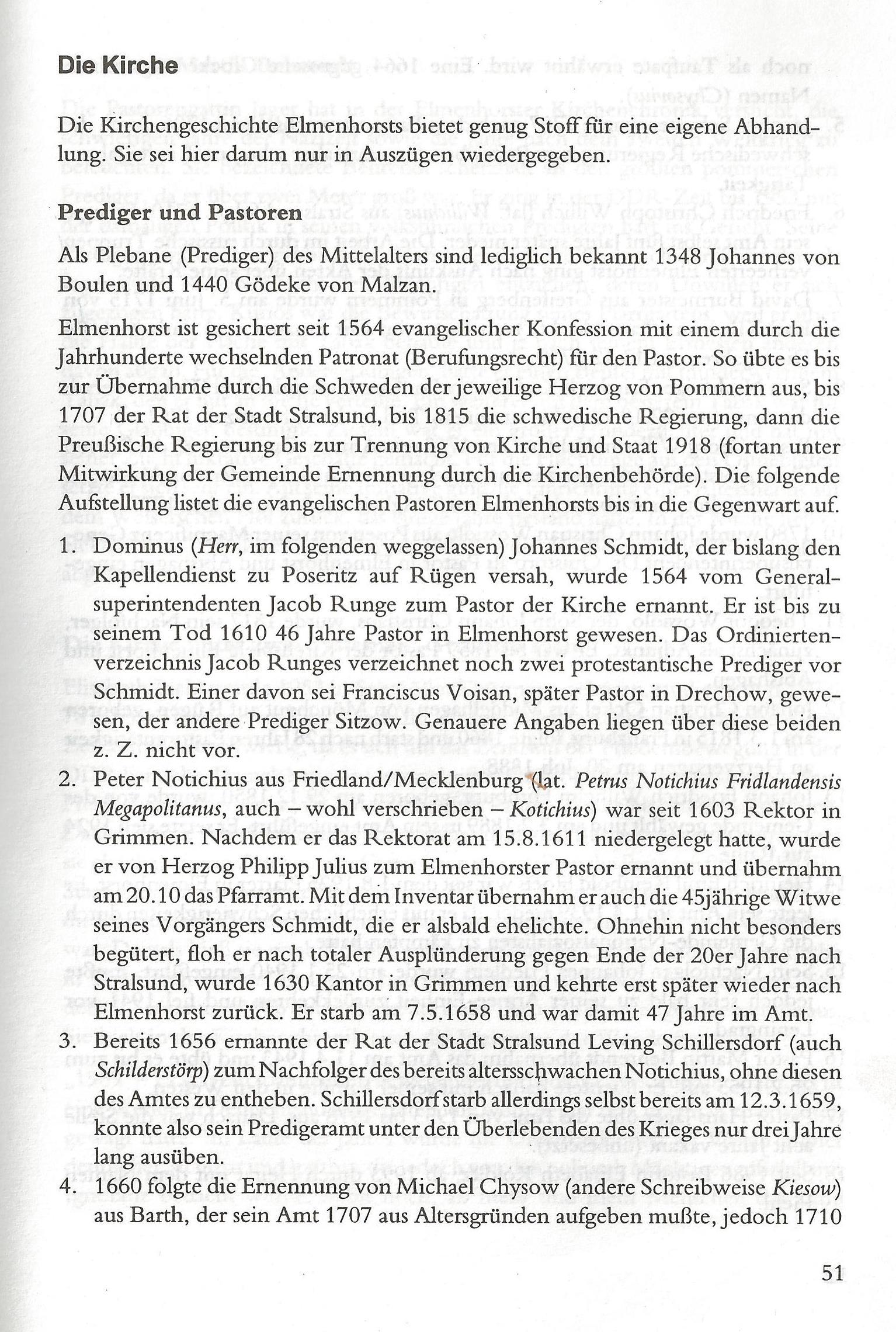 Die Kirche (Seite 051 - 059)