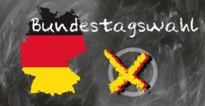 Bundestags- und Landtagswahl MV am 26.09.2021 @ Haus der Begegnung / Elmenhorst   Elmenhorst   Mecklenburg-Vorpommern   Deutschland
