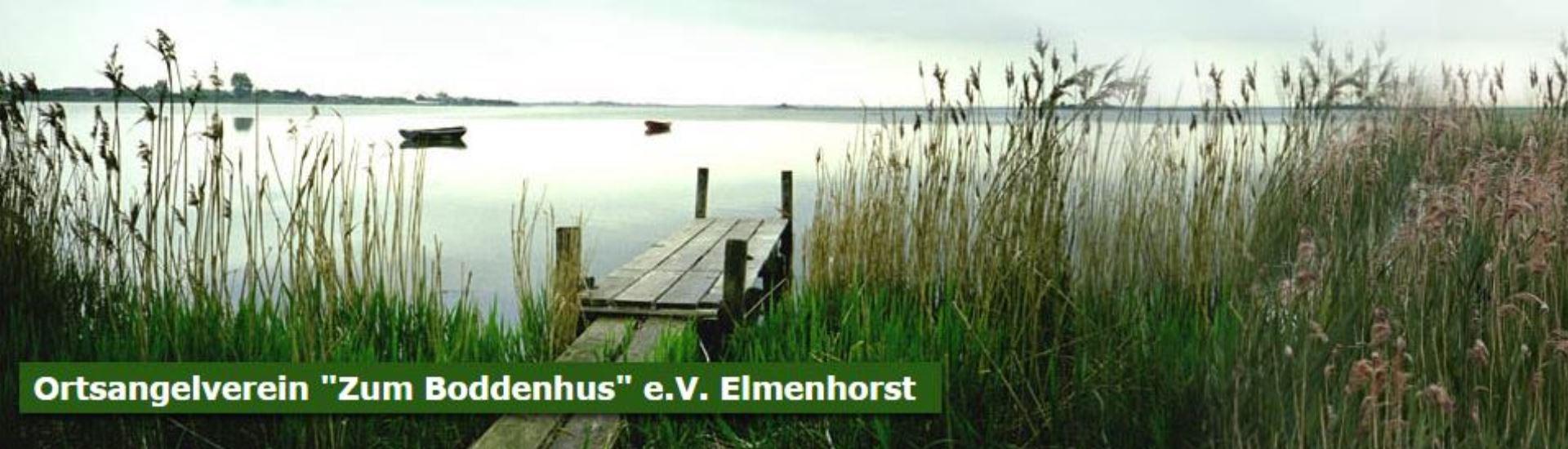 """Ortsangelverein """"Zum Boddenhus"""" e. V. Elmenhorst"""