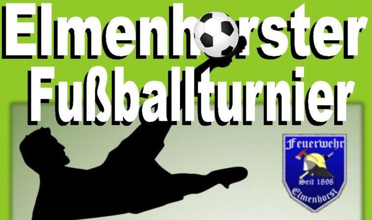NEWS – 2017_04 Fußballturnier in Elmenhorst Plakat (Veranstaltung)