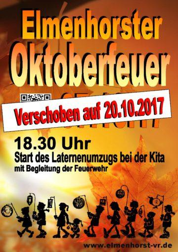 terminUpdate – 2017_10 Oktoberfeuer-Terminverschiebung (Plakat)