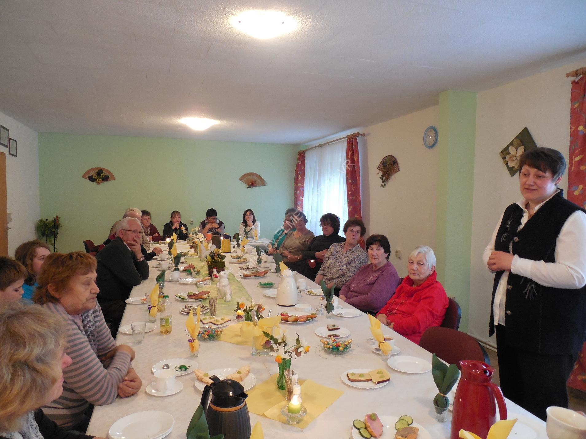 NEWS - 2017_04 Osterfrühstück - diesmal mit interessanten Geschichten zur Osterzeit 2
