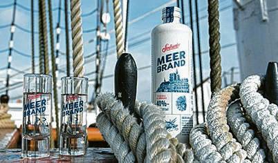 OZ berichtete – Spirituose aus der Brauerei – Klaus Derer aus Elmenhorst ist dabei