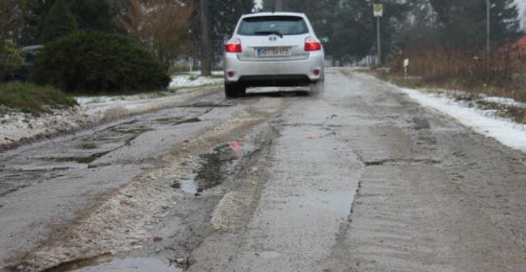 OZ berichtete – Elmenhorst: Buckelpiste soll saniert werden