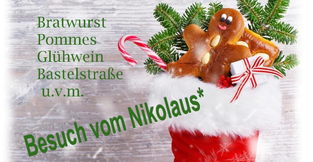 OZ berichtete – In Elmenhorst kommt der Nikolaus