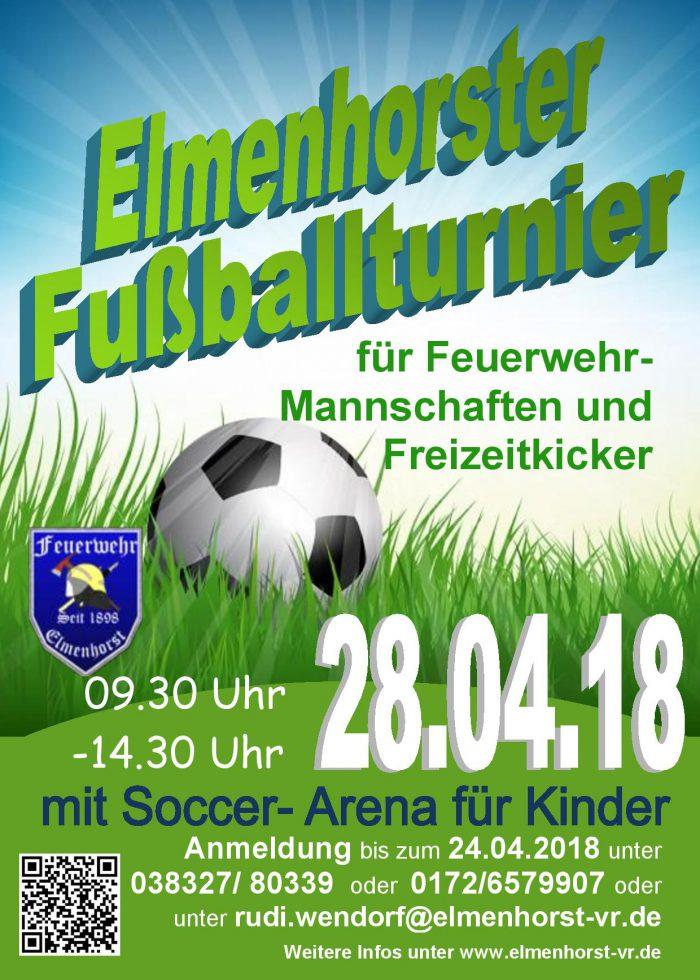 Veranstaltung – 2018_04 Fussballturnier (Plakat)