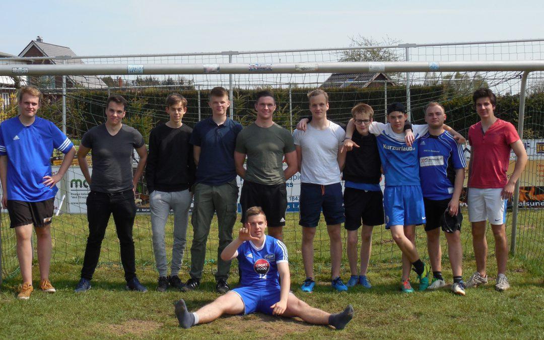 Freizeitmannschaften aus Elmenhorst hatten beim diesjährigen Fußballturnier das Sagen