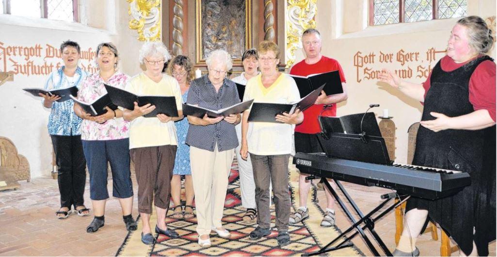 OZ berichtete – Elmenhorster Chor feiert 25. Geburtstag
