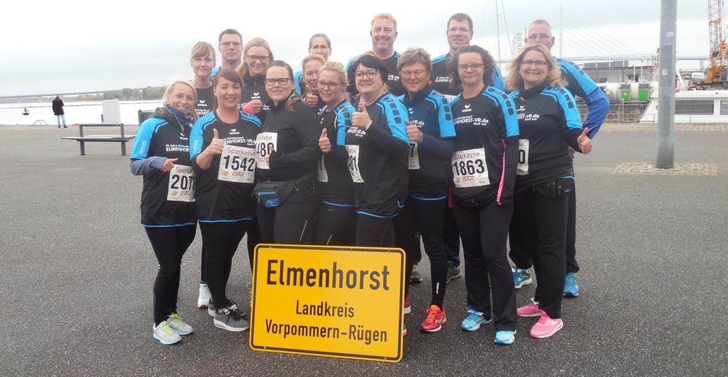 11. Sparkassen Rügenbrücken-Marathon und DAK Lauf- und Walking Day