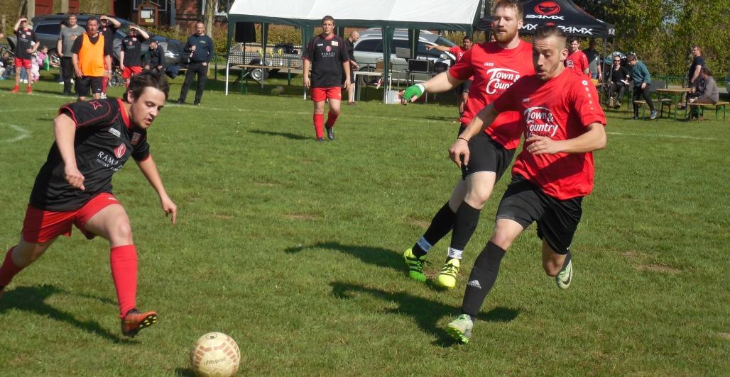 Fußballturnier in Elmenhorst am 27.04.2019 – Aufruf zur Teilnahme