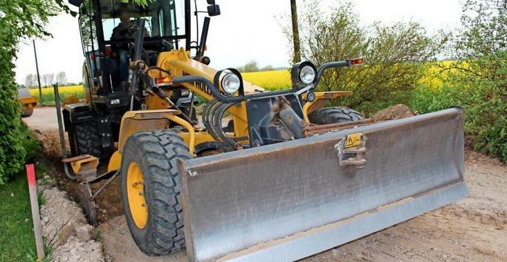 OZ berichtete – Eine halbe Million Euro für neue Straße in Elmenhorst