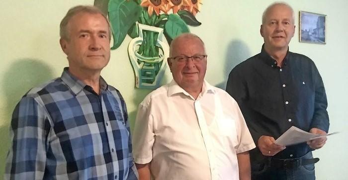 OZ berichtete – Neue Stellvertreter in Elmenhorst