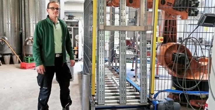 OZ Beitrag – Mosterei Elmenhorst: Weniger Äpfel, mehr Schnaps und ein Roboter
