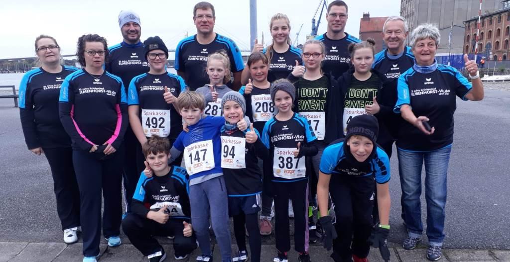 12. Rügenbrücken-Marathon 2019 – Elmenhorst war wieder dabei