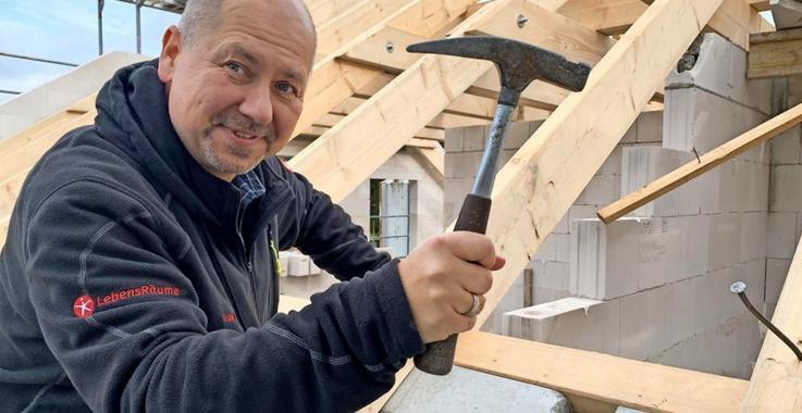 OZ Beitrag – In Elmenhorst entsteht moderne Wohngruppe für Minderjährige