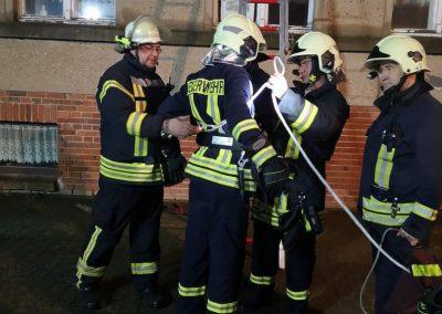 NEWS - 2019_11 Einsatzübung der Freiwilligen Feuerwehren Elmenhorst und Zarrendorf (4)