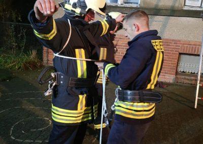 NEWS - 2019_11 Einsatzübung der Freiwilligen Feuerwehren Elmenhorst und Zarrendorf (7)
