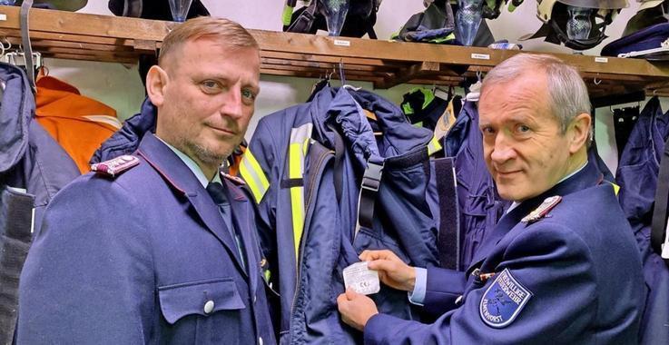 OZ Beitrag – Baumgutachter ist jetzt stellvertretender Wehrleiter in Elmenhorst