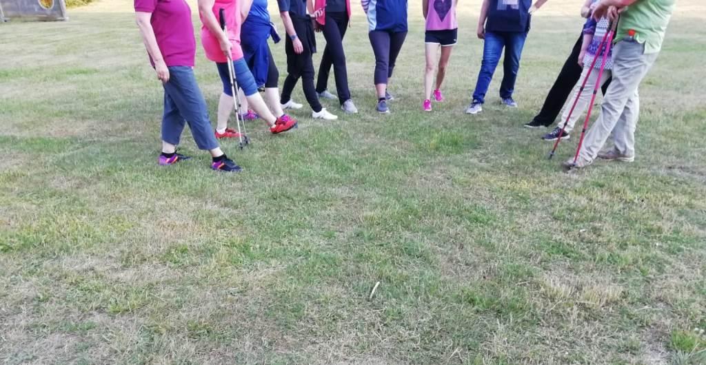 Gymnastik in Elmenhorst seit Juni 2020 wieder jeden Dienstag