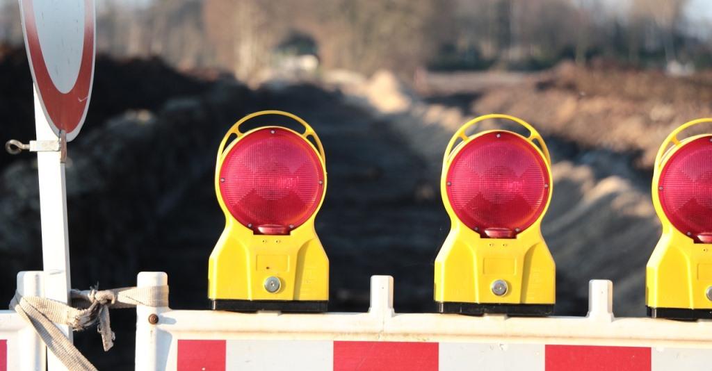 Einschränkungen im Straßenverkehr in Elmenhorst